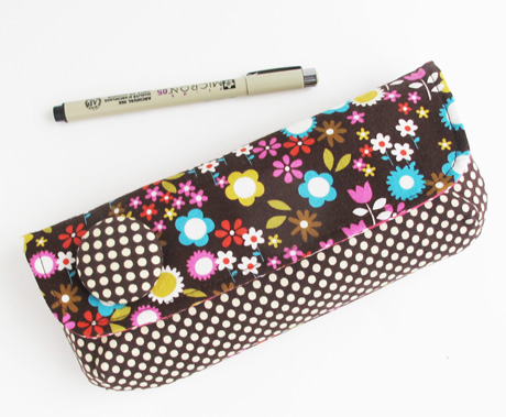 Elvira Long Pouch