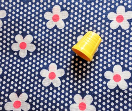 Polka Dots and Daisies