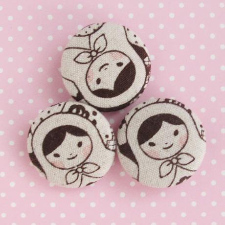 Matryoshka buttons