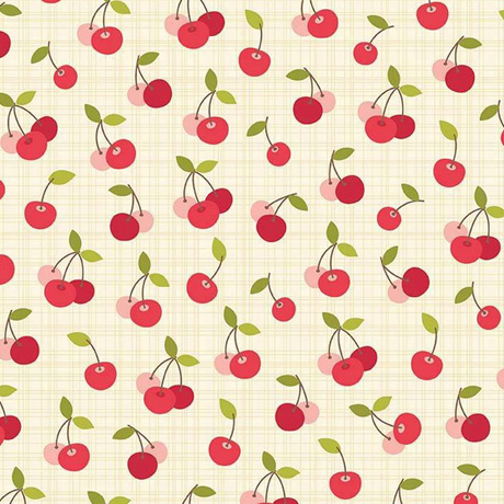 Farm Girl Cherry Pie Fabric
