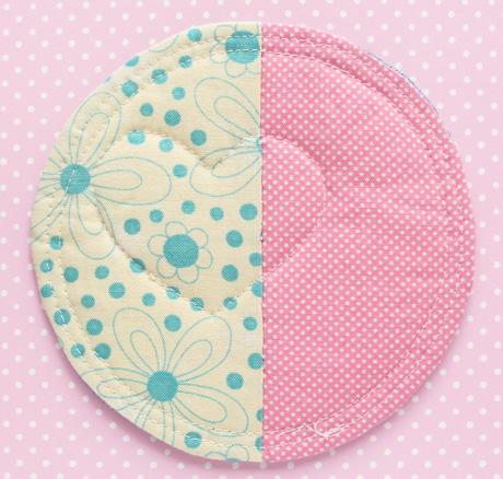Linen Coaster Back