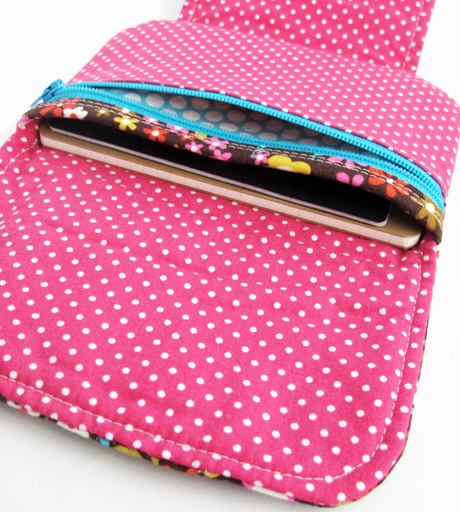 Heart Pouch Lining