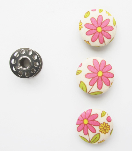 Darling Clementine 1 Inch Buttons