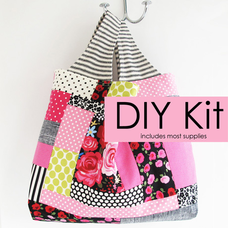 Patchwork Bag Kit Blog Image