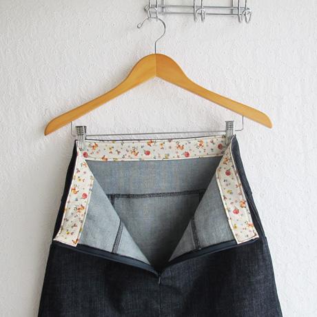 Skirt inside