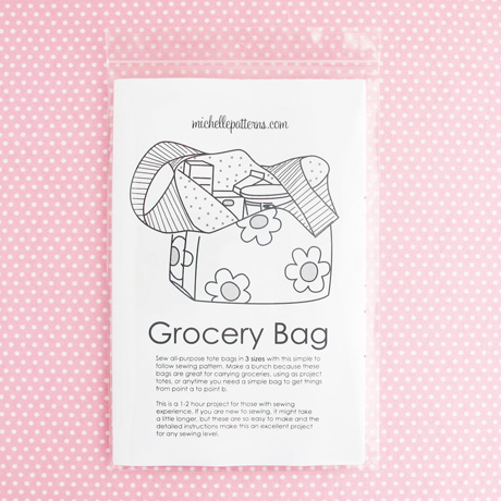 Grocery Bag Cover