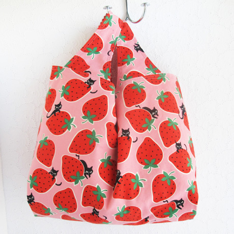 Kokka Fabric Large Grocery Bag
