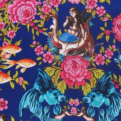 Neptune and the Mermaid