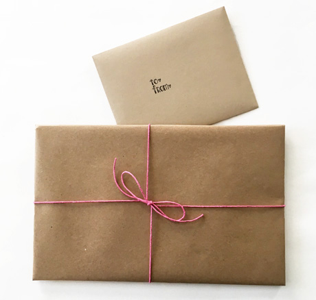 Card and Wrap