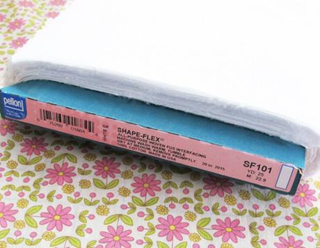 Pellon SF101 Woven Cotton Fusible Interfacing