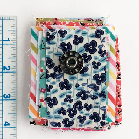 Tiny Cotton Fabric Scraps
