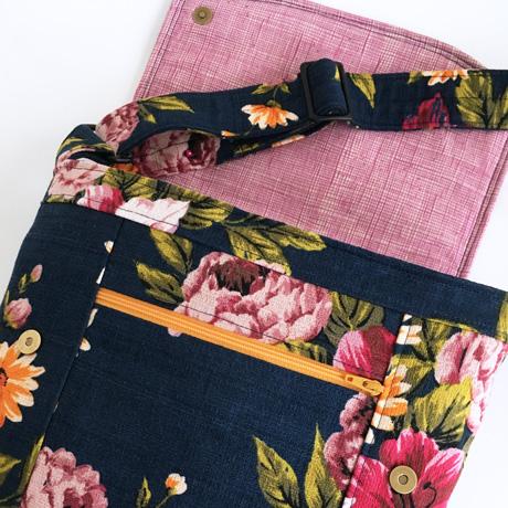 Zipper Pocket Front