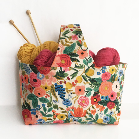 Wildwood Basket Bag