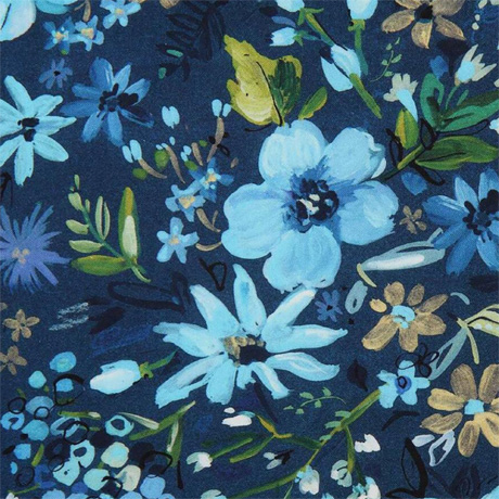 Blue Crush Fabric from Dear Stella