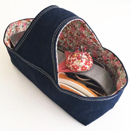 Denim Tool Bag