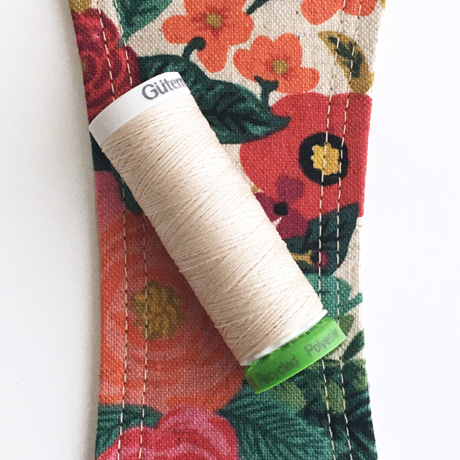 Recycled Plastic Sewing Thread