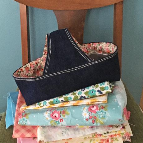 Basket Bag Tool Bag