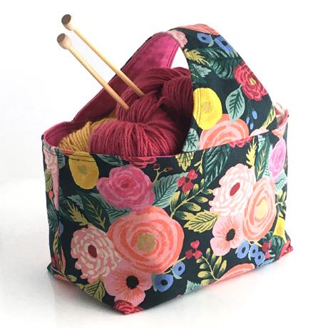 Juliet Rose Basket bag 4