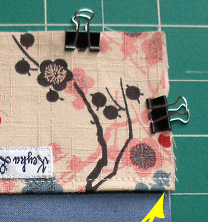 sewing tip use binder clips michellepatterns com